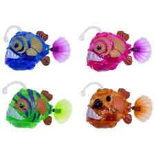 ROBOT FISH ROBOTIC ROBO BATTERY OPERATED CLOWNFISH SHARK KID TOY XMAS PET
