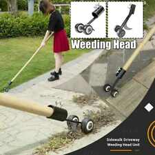 More details for adjustable weeds snatcher no bending down weeding remover hook  weed tool garden