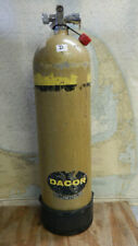 Dacor 3AL 3000psi 80cf  Aluminum Scuba Cylinder Tank in Hydro and Visual - Lot D