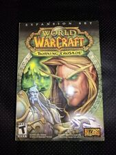 Worlds of Warcraft: The Burning Crusade (PC/Windows)