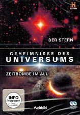 DOPPEL-DVD - Geheimnisse des Universums - Der Stern / Zeitbombe im All