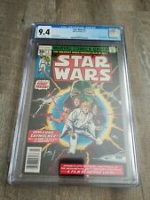 STAR WARS 1 CGC 9.4 OW.W 1977 FIRST ISSUE!