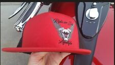 Motorcycle engine with wings hat. Ride or Die Lifestyle. Trucker hat. Snapback