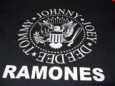 RAMONES VINTAGE 90S PUNK SHIRT LARGE CLEAN