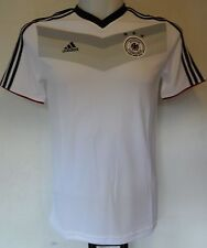 GERMANY S/S HOME TEE SHIRT BY ADIDAS SIZE BOYS 9-10 YEARS BRAND NEW