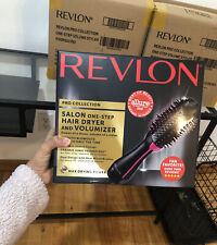 REVLON Salon One Step Hair Dryer and Volumizer ORIGINAL
