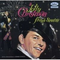 FRANK SINATRA - A JOLLY CHRISTMAS FROM FRANK S  CD 14 TRACKS POP NEW