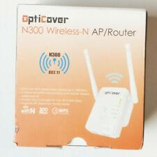Opticover N300 Wireless-N  AP/Router - Repeater