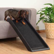 Trixie Hunderampe für kleine Hunde 38 × 100 cm, schwarz
