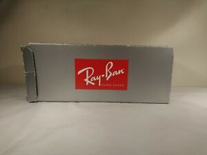 Ray Ban Black Sunglasses Glasses Case and Box