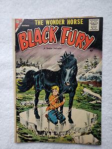 Black Fury #16 (Nov. 1958, Charlton) [VG 4.0] rare Ditko Western art