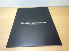 Catalogue Technomarine - Watches - English - For Collectors
