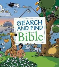 Search and Find in the Bible by Alexandre Roanne (2016)