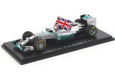 Mercedes Gp F1 W05 Amg Petronas Win. Gp Abu Dhabi Hamilton 2014 Spark 1:43 S3142