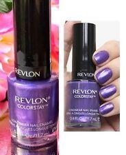Revlon Colorstay Longwear Nail Enamel -240 Amethyst- new
