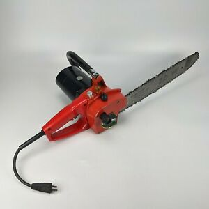 """Craftsman 315.34710 Electric 14"""" Chainsaw - vintage 2HP corded sears MADE IN USA"""