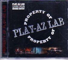 (CW889) Play-Az Lab, 14 tracks various artists - 2007 CD