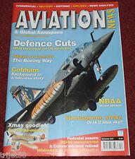 Aviation News 2010 December Gnat,Constellation