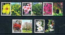 Flowers Caribbean Stamps
