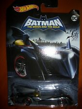 HOT WHEELS VERY RARE THE BRAVE & THE BOLD BATMOBILE SEALED MINT CONDITION.MISB