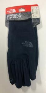 the north face windwall etip Dark Blue size L unisex glove