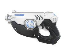Tracer Foam Pistol Cosplay Gun Costume Accessories Silver