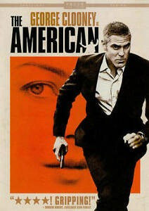 The American DVD Geroge Clooney Movie - REGION 1 USA RELEASE