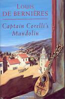 Captain Corelli's Mandolin by Louis de Bernieres (Hardback, 1994) First edition