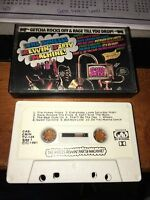 THE WHEELS REVVIN PARTY MACHINE Cassette Tape