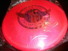 Innova Rancho Patent Number Usdgc Champion 2013 Roc 1 Of 5 Pink/Usa Lsdiscs