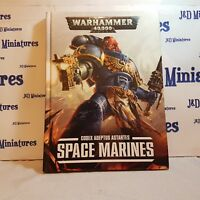 Warhammer 40,000 Codex Adeptus Astartes: Space Marines 7th Edition Hardback