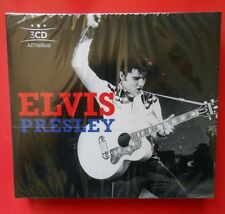 cd compact disc elvis presley all the best collection 3 cds elvis jailhouse rock