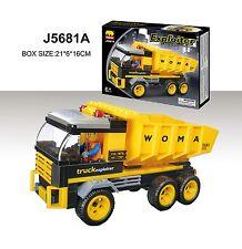 2er Set Woma Blocs de construction fille j5753a j5754a Spar-offre