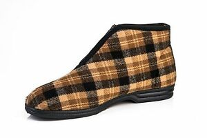 "Dafna ""KIPI"" Men House Winter Warm Shoes Soft Slippers"