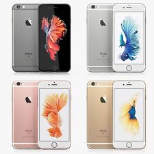 NEW Apple Iphone 6S 16GB 32G 64GB 128GB GSM UNLOCKED GOLD SPACE GRAY SILVER ROSE