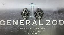 1/6 Hot Toys Man Of Steel General Zod MMS216 Pair of Relaxed Palms  *US Seller*