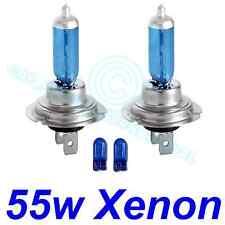 Citroen Fiat Ford Replacement H7 Headlight 2 Pin 55w Xenon Bulbs