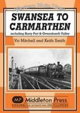 More details for swansea to carmarthen, burry port & gwendreath valley, western main lines