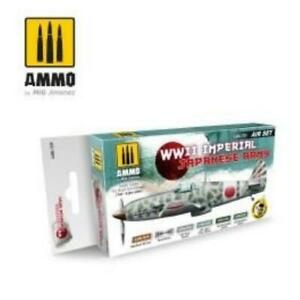 Ammo by Mig AMIG7229 WWII Imperial Japanese Army Air Set
