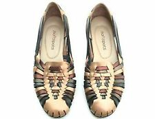 Women's Multi-Colored Loafers and Moccasins