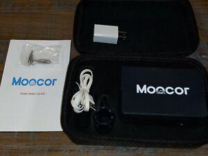 Moocor Underwater Fishing Camera, Portable Fish Finder Camera Hd 1000 Tvl Infrar