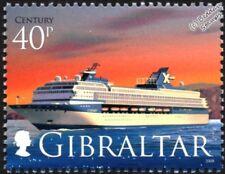 1995 mV Century (SKYSEA época dorada) Forro de crucero Océano Barco Sello/2008 Gibraltar