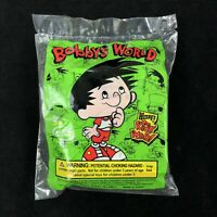 Vintage Bobbys World Basketball Game Bobby O's Cereal '99 Promotional Game Toy