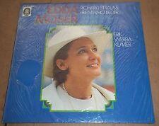 Edda Moser STRAUSS/PFITZNER Lieder - EMI 1C 063-29052 SEALED
