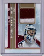PATRICK ROY 12/13 ITG Decades 1990s GOLD /10 Jersey SP Between the Pipes RARE
