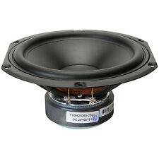 "Peerless SDS-160F25PR01-08 6-1/2"" Paper Cone Woofer Speaker"