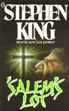 'Salem's Lot, King, Stephen Paperback Book, Salem's, Salems
