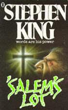 'Salem's Lot, King, Stephen Paperback Book, Salem's, Salems