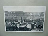 Ansichtskarte Brandkatastrophe Altes Schloss Stuttgart 1931 (1)