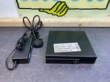 Dell Optiplex 3050 MFF | i3-7100T 3.40GHz 4GB WINDOWS 10 MICRO MINI PC + PSU #6E